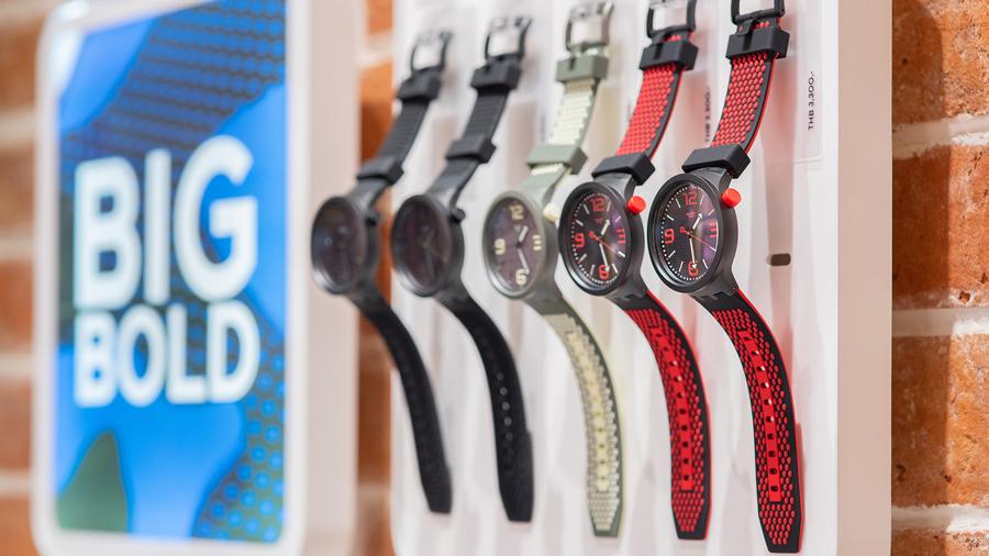 BIG BOLD swatch watch นาฬิกา สตรีทแวร์ แฟชั่น