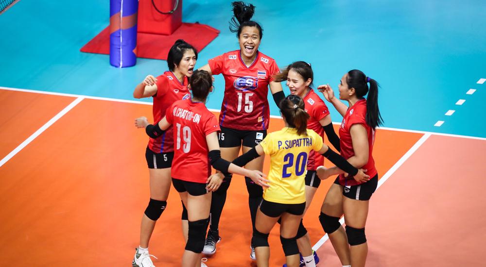 ทีมชาติไทย วอลเลย์บอล เซอร์เบีย เนชั่นส์ ลีก