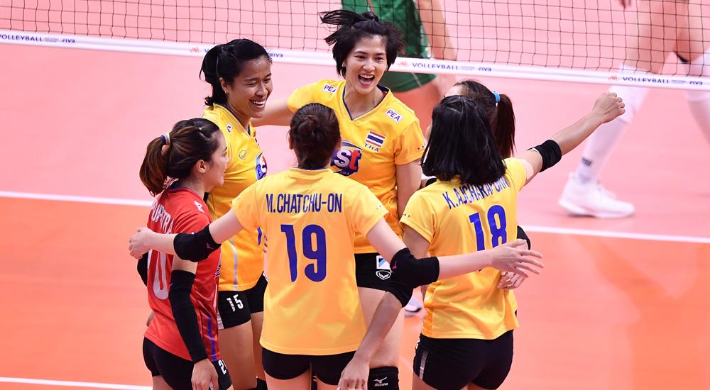 ทีมชาติไทย บัลแกเรีย วอลเลย์บอล เนชั่นส์ ลีก