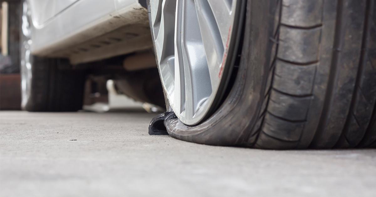 FIT Auto ปะยางแบบแทงใยไหม ยางรถยนต์ ยางรั่ว