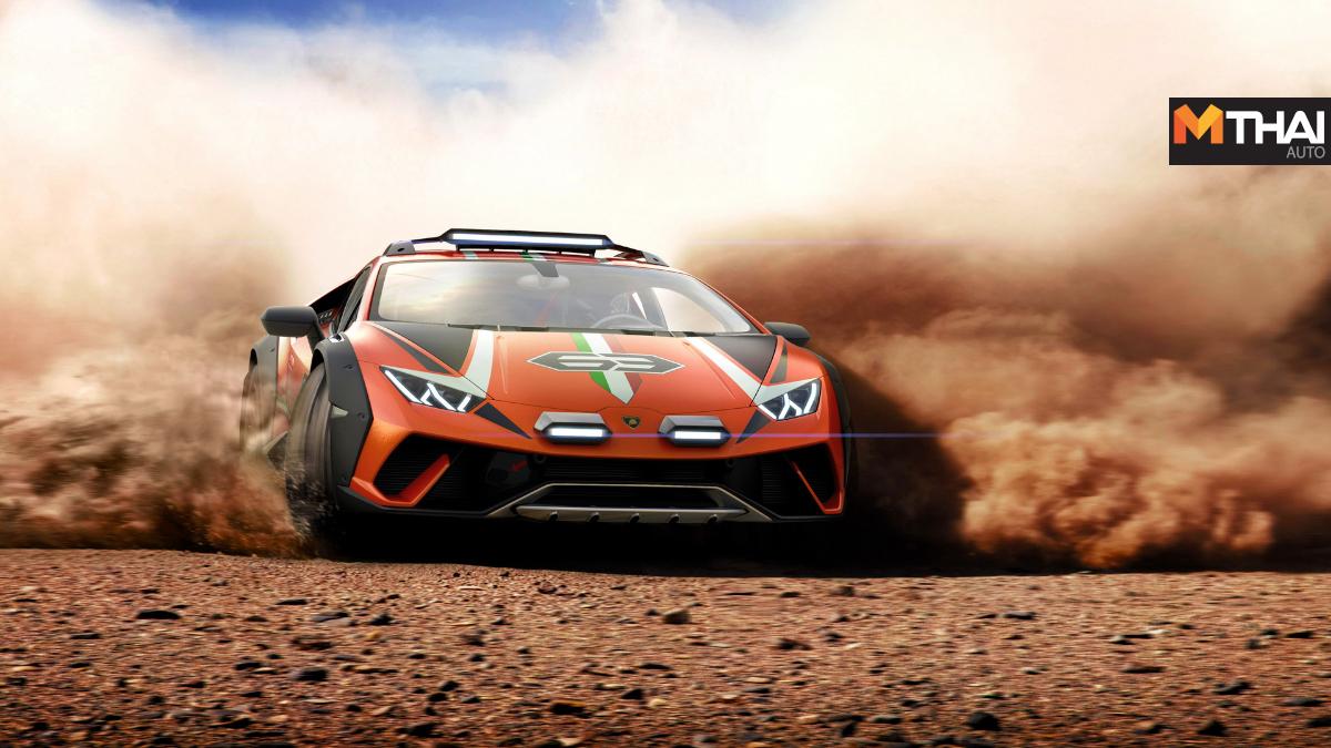 lamborghini Lamborghini Huracan Lamborghini Huracan Sterrato