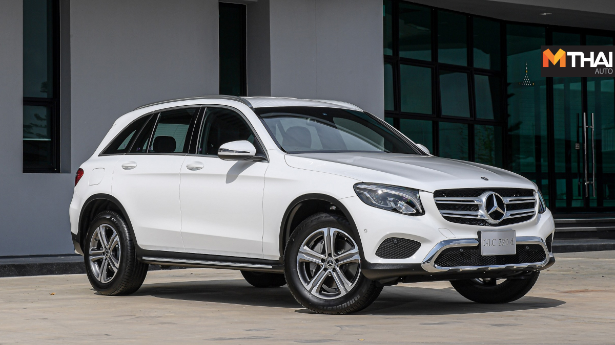 Mercedes-Benz Mercedes-Benz GLC Mercedes-Benz GLC 220 d 4MATIC เมอร์เซเดส-เบนซ์