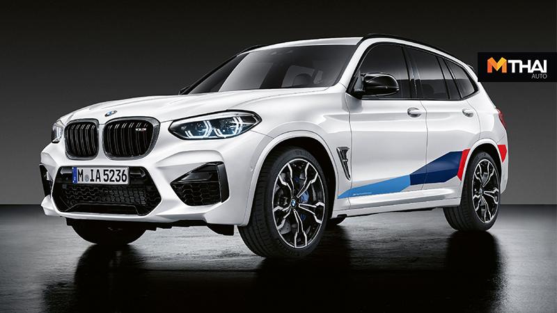 BMWX3 M BMWX4 M M Performance suv รถยนต์อเนกประสงค์