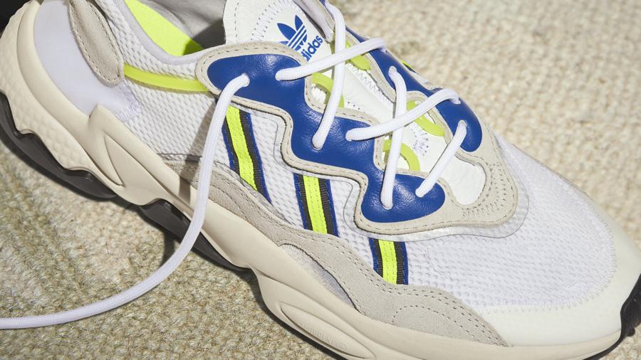 adidas adidas Originals adiPRENE fashion Ozweego Sneaker translucent tube รองเท้า สนีกเกอร์ อาดิดาส แฟชั่น
