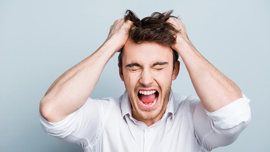 ยิ่งอารมณ์ร้อนยิ่งเกิดโรคง่าย สุขภาพ อารมณ์ร้อน โกรธ โมโห โรค