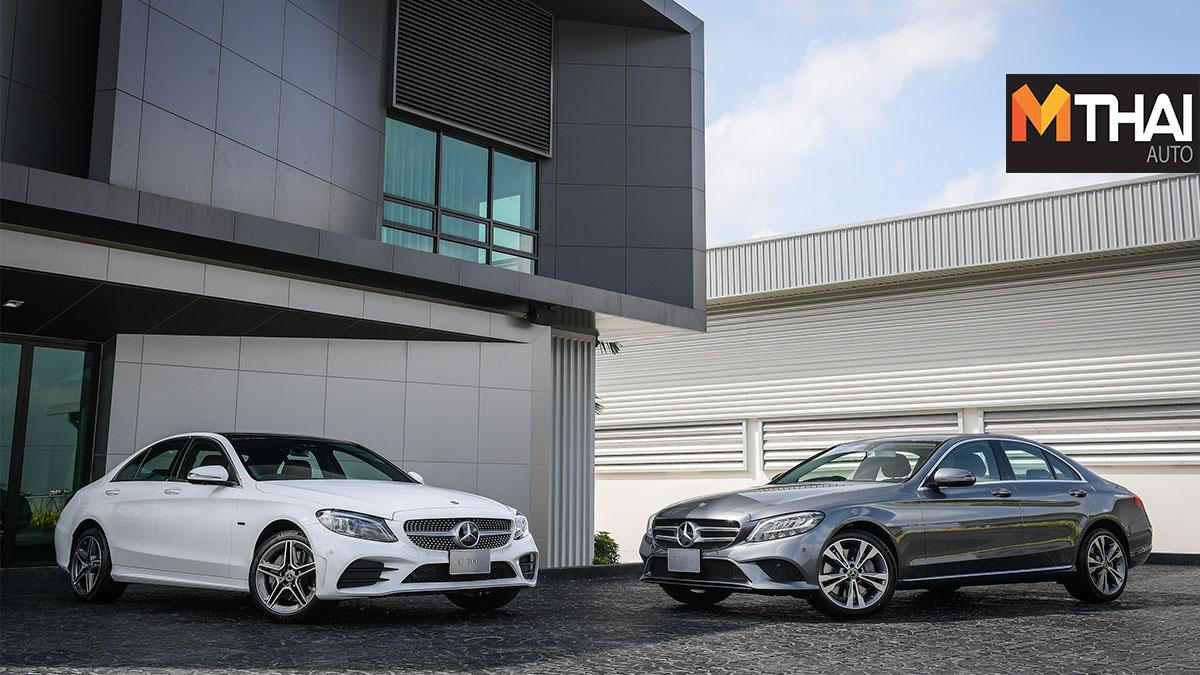 Benz C 300 e C 300 e AMG Dynamic C 300 e Avantgarde Mercedes-Benz Mercedes-Benz C 300 e เบนซ์