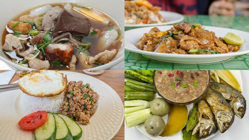 10 เมนูอาหารจานด่วนที่ครบ 5 หมู วัณโรค วัณโรคปอด สูตรอาหาร อาหารต้านโรค
