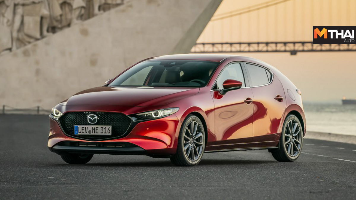 All New Mazda 3 Mazda mazda 3 SKYACTIC-X มาสด้า มาสด้า 3 สกายแอคทีฟ