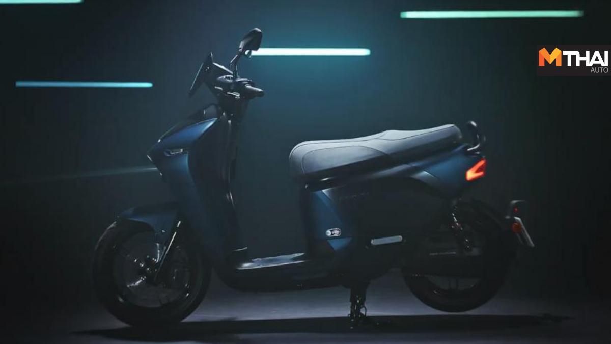 gogoro Yamaha Yamaha EC-05 ยามาฮ่า สกู๊ตเตอร์ไฟฟ้า