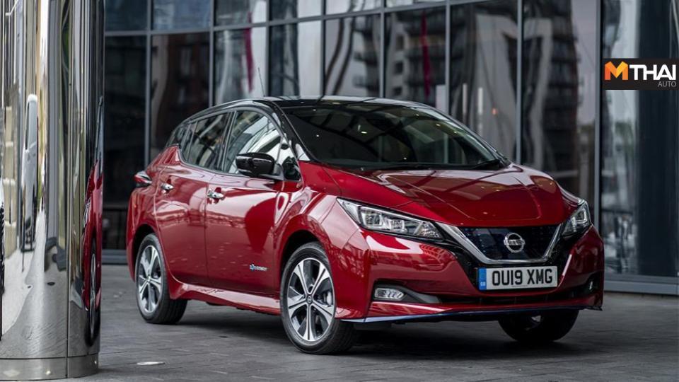 2019 Nissan Leaf E Plus nissan รถยนต์ไฟฟ้า แฮทช์แบ็ค