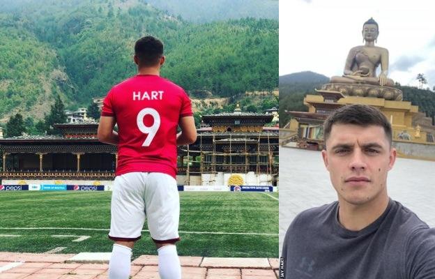 ทิมพู ซิตี้ ฟุตบอล ภูฏาน เจย์ ฮาร์ท