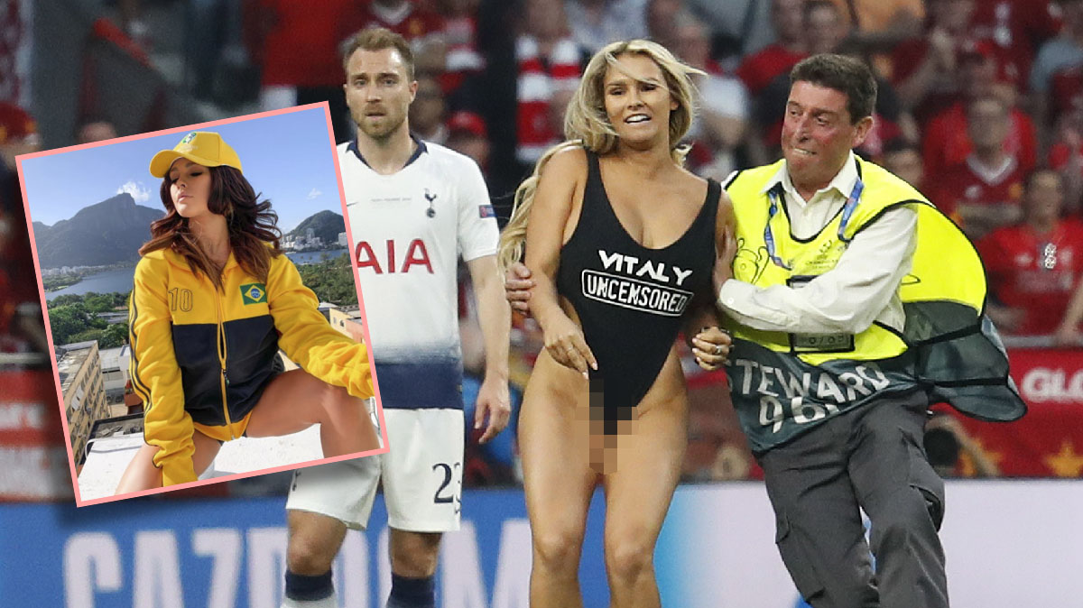 คินซีย์ โวลันสกี้ ทอตแน่ม ฮอทสเปอร์ส ทีมชาติบราซิล ทีมชาติเปรู ลิเวอร์พูล แชมเปี้ยนส์ ลีก โคปา อเมริกา 2019