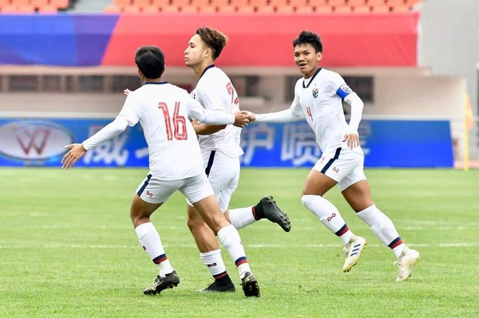 ชิตพล คีรีรมย์ ทีมชาติไทย U19