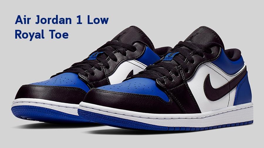 Air Jordan 1 Air Jordan 1 Low nike รองเท้า แฟชั่นรองเท้า