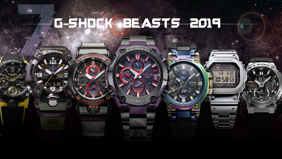 Basel World 2019 casio fashion watch นาฬิกา บาเซิลเวิลด์ แฟชั่น