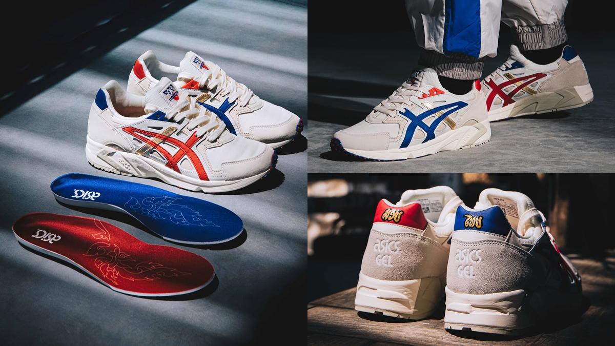 ASICS ASICSTIGER Sneaker คาร์นิวาล มวยไทย รองเท้า สนีกเกอร์ แฟชั่นรองเท้า