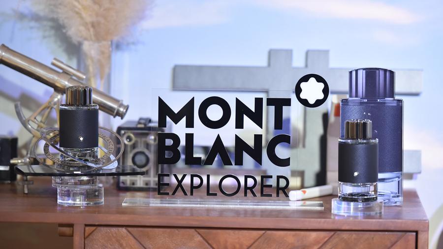 EXPLORER Givaudan Montblanc MontblancEXPLORER perfume จอร์ดี เฟอร์นานเดซ น้ำหอม อองตวน เมซงดิว โอลิวิเยร์ เพส์ชู