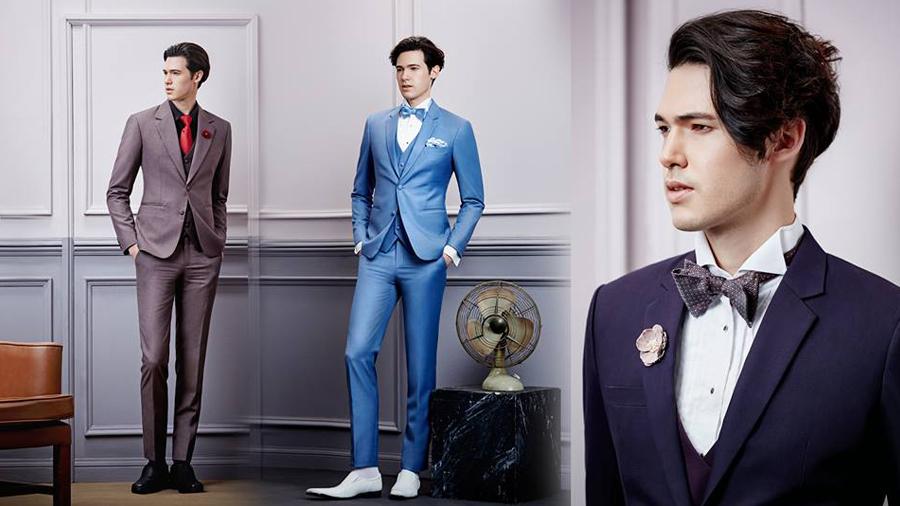 Varich Suit วนัช กูตูร์ วาริช สูท สรรค์ สุดเกตุ ห้องเสื้อ