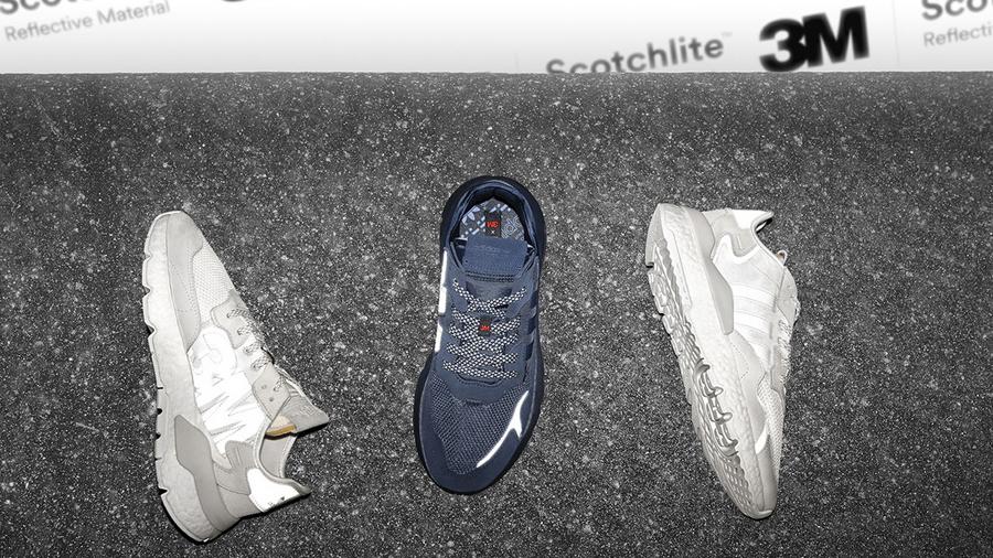 3M adidas adidas Originals Boost fashion Nite Jogger Sneaker Trefoil รองเท้า สนีกเกอร์ อาดิดาส แฟชั่น