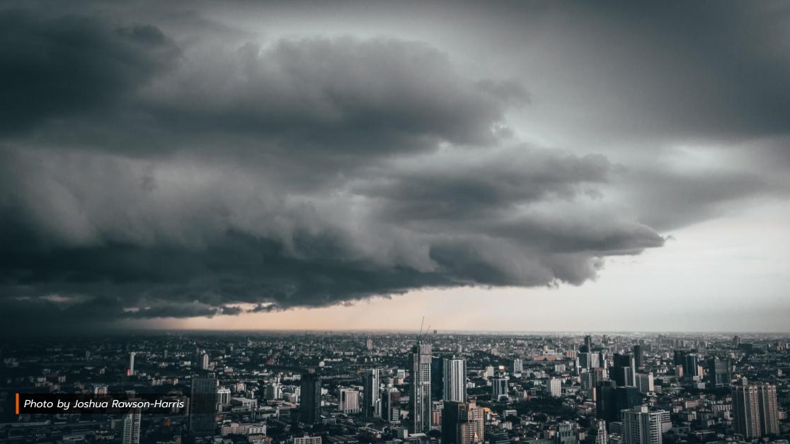ประกาศกรมอุตุนิยมวิทยา เตือนภัยพายุ
