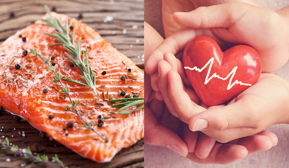 บำรุงหัวใจ ป้องกันโรคหัวใจ อาหารบำรุงหัวใจ