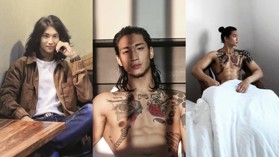 Paing Takhon นายแบบ นายแบบพม่า หนุ่มพม่า หนุ่มหล่อ เปียง ทาคอน