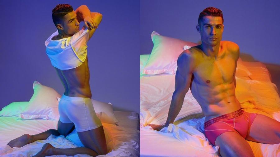 CR7 กางเกงชั้นใน กางเกงใน คริสเตียโน่ โรนัลโด้ เจ็ทโด้ แฟชั่นชาย