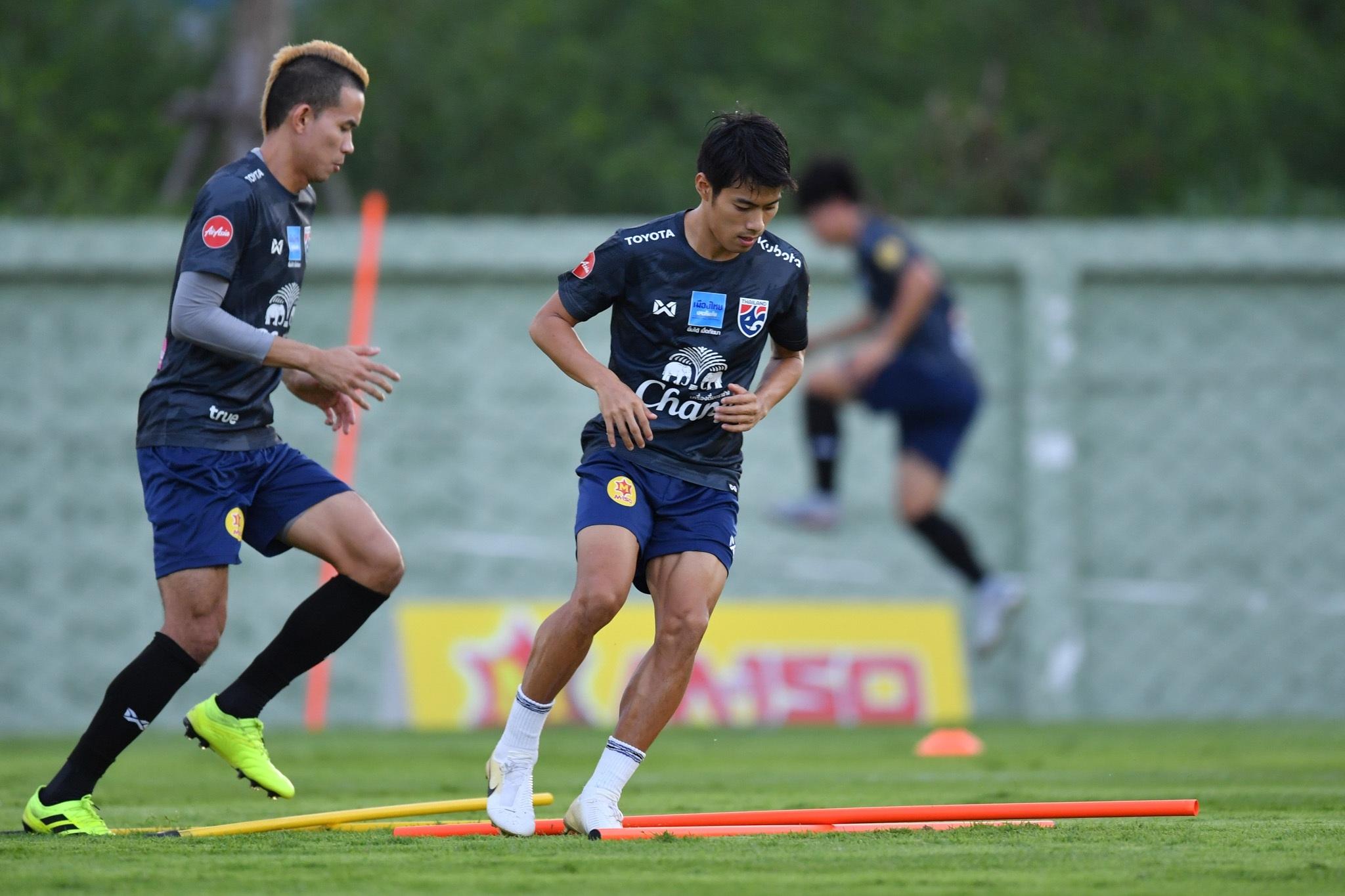 ทีมชาติเวียดนาม ทีมชาติไทย ฟุตบอลโลก 2022 รอบคัดเลือก สารัช อยู่เย็น