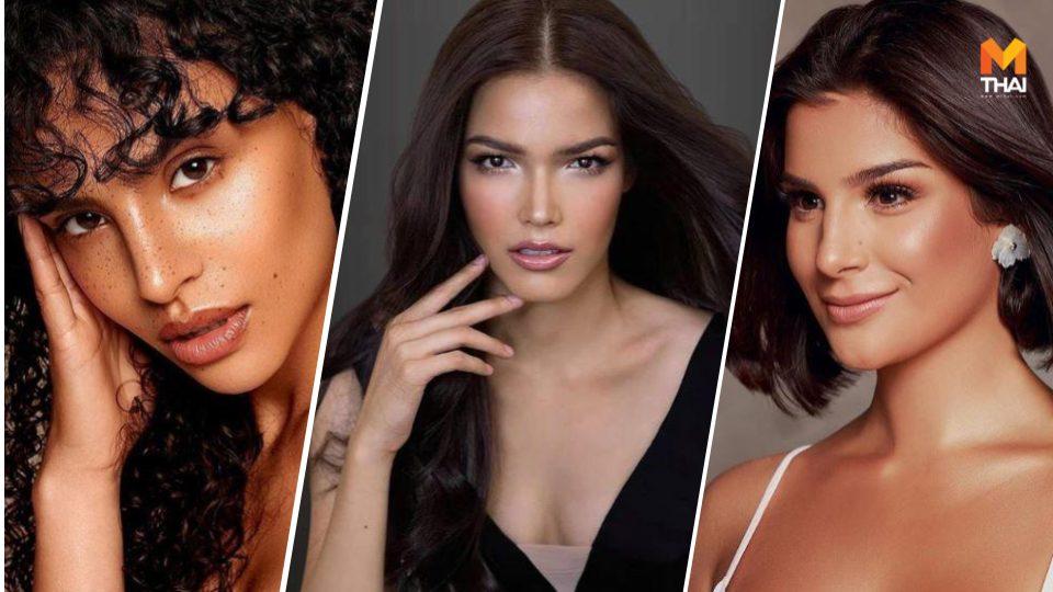 Miss Universe 2019 Miss-Universe นางงามจักรวาล นางงามจักรวาล 2019 ประกวดนางงาม มิสยูนิเวิร์ส มิสยูนิเวิร์ส 2019