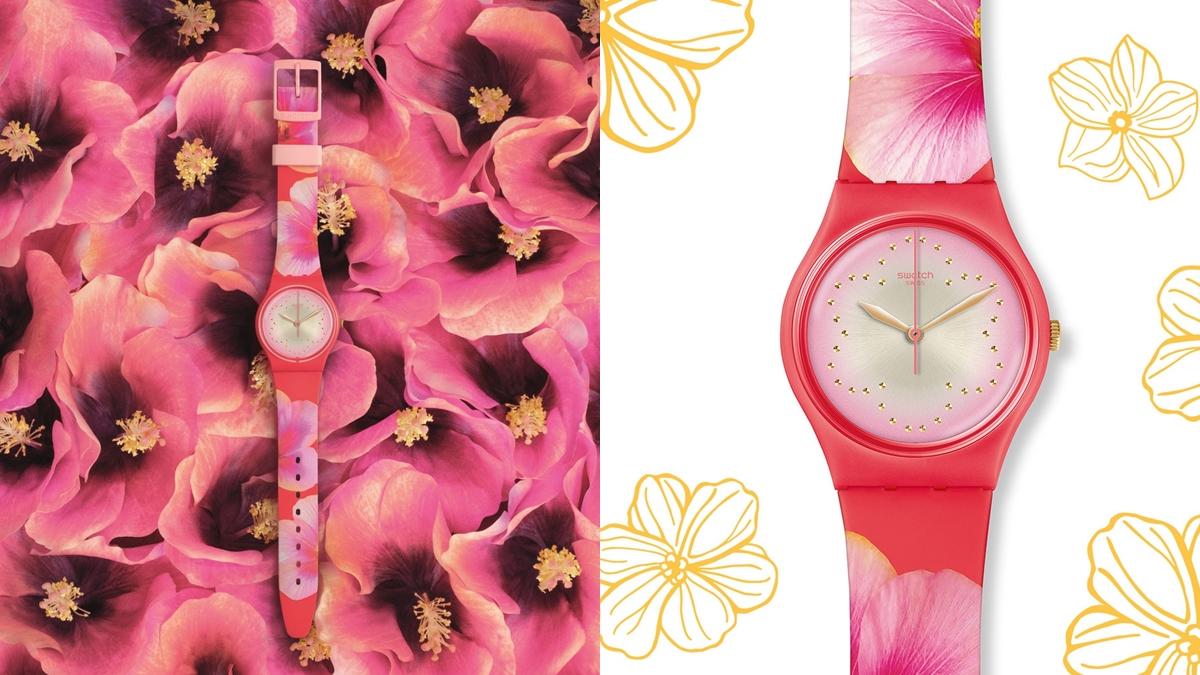 FIORE DI MAGGIO swatch ของขวัญวันแม่ นาฬิกา นาฬิกาแฟชั่น วันแม่ แฟชั่นนาฬิกา