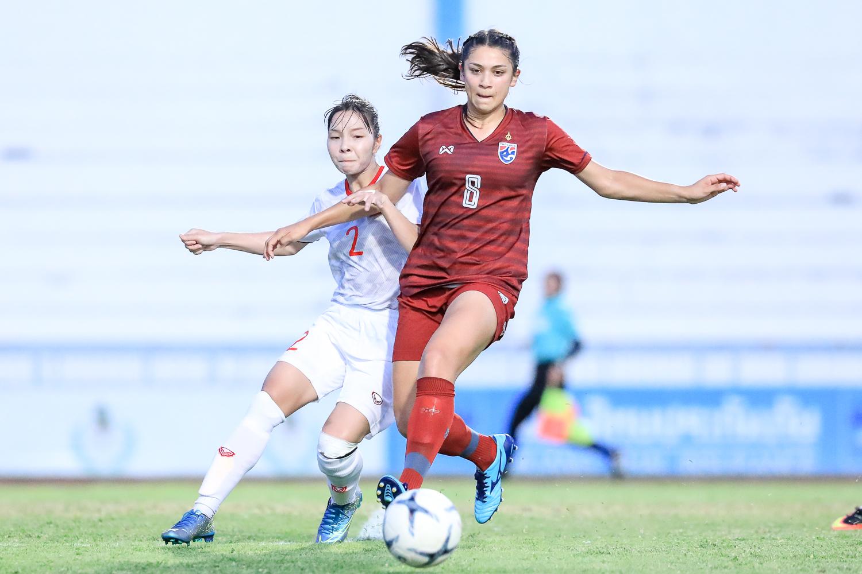 ชิงแชมป์อาเซียน 2019 ฟุตบอลหญิงทีมชาติไทย ฟุตบอลหญิงทีมเวียดนาม