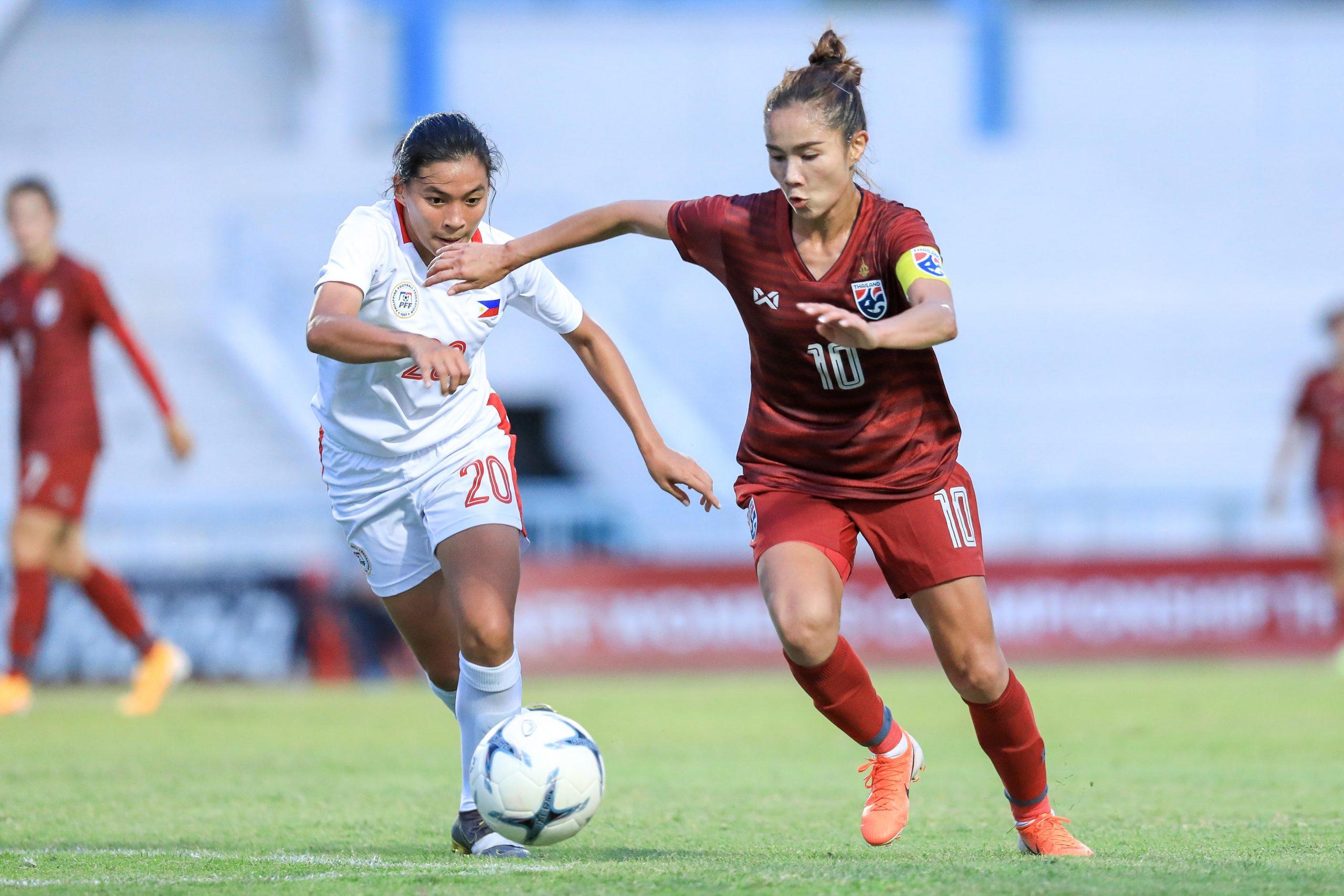 ชิงแชมป์อาเซียน 2019 ฟิลิปปินส์ ฟุตบอลหญิงทีมชาติไทย