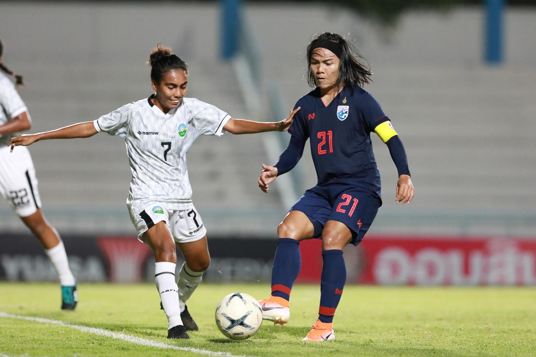 ชิงแชมป์อาเซียน 2019 ทีมชาติติมอร์ เลสเต ฟุตบอลหญิงทีมชาติไทย