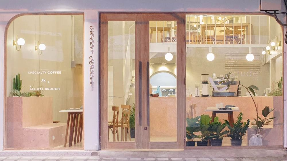 Cafe Hopping Latte'tude Coffee CNX คาเฟ่เชียงใหม่ ร้านกาแฟ ร้านกาแฟเชียงใหม่ เชียงใหม่