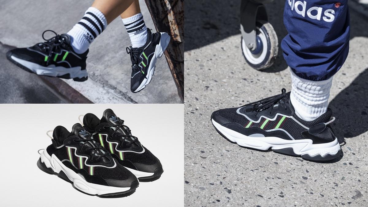 adidas adidas Originals Originals Ozweego Sneaker รองเท้า รองเท้าผ้าใบ สนีกเกอร์ แฟชั่นรองเท้า