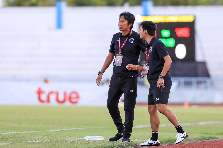 นฤพน แก่นสน ฟุตบอลหญิงทีมชาติไทย
