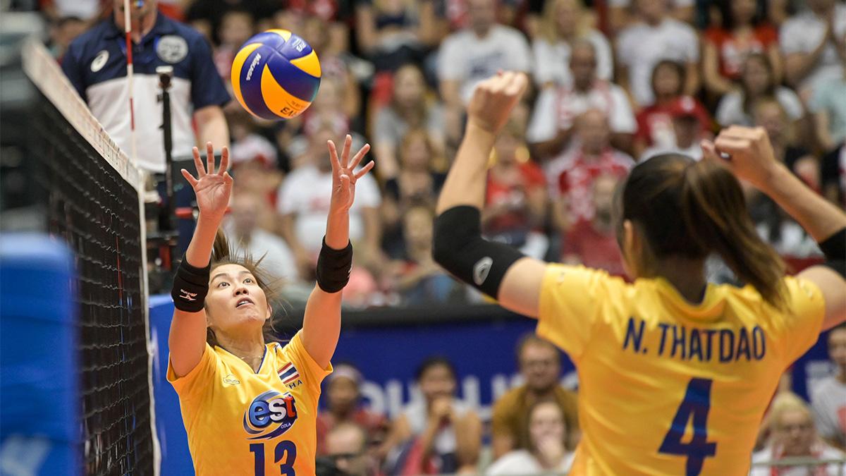 ทีมชาติโปแลนด์ ทีมชาติไทย วอลเลย์บอลหญิง โอลิมปิกเกมส์ 2020