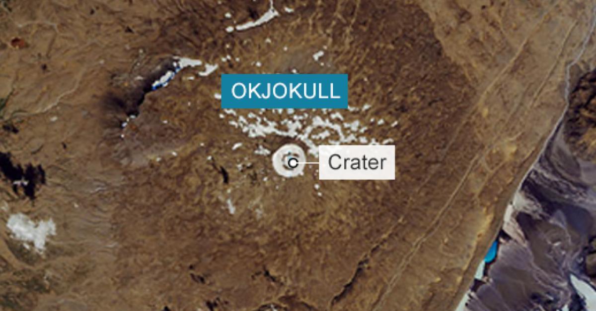 ธารน้ำแข็ง โอคโยคุลล์ ไอซ์แลนด์