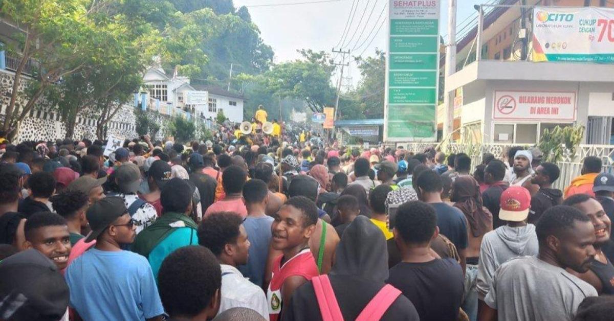 ข่าวสดวันนี้ อินโดนีเซีย แหกคุก