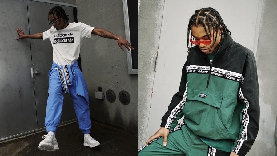 adidas adidas Originals R.Y.V. เสื้อผ้า แฟชั่น แฟชั่นเสื้อ