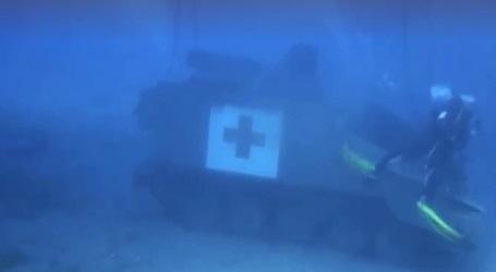 ข่าวสดวันนี้ จอร์แดน พิพิธภัณฑ์ทหารใต้ทะเล