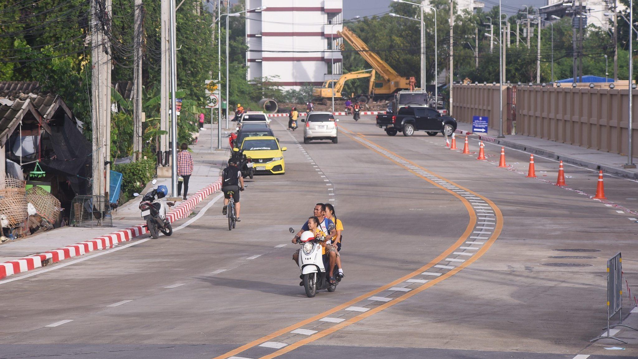 ถนนหมายเลข 8 ทางลัดเลี่ยงรถติด