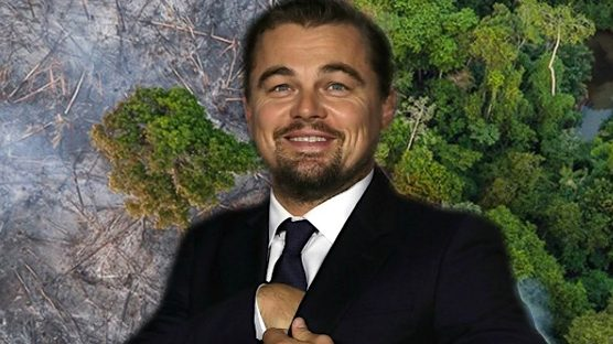 ข่าวสดวันนี้ ลีโอนาร์โด ดิคาปรีโอ ไฟป่า ไฟไหม้ป่าแอเมซอน
