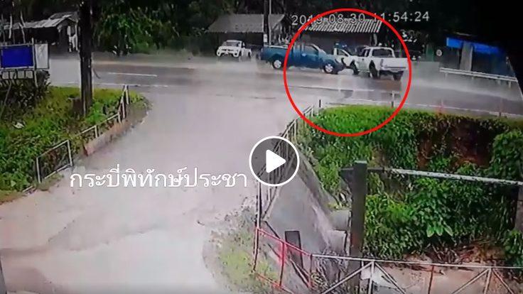 ข่าวจังหวัดกระบี่ ข่าวรถชน ข่าวสดวันนี้ ข่าวอุบัติเหตุ