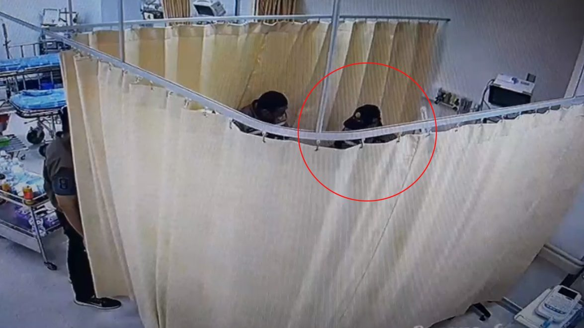 ข่าวจังหวัดชลบุรี ข่าวตำรวจ ข่าวสดวันนี้ ต่อยคนไข้ ปลัดชลบุรี