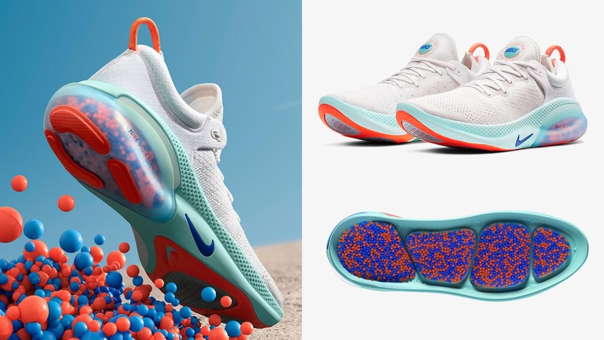 flyknit Joyride nike Nike Joyride Sneaker รองเท้าวิ่ง รองเท้าไนกี้ สนีกเกอร์ แฟชั่นรองเท้า ไนกี้