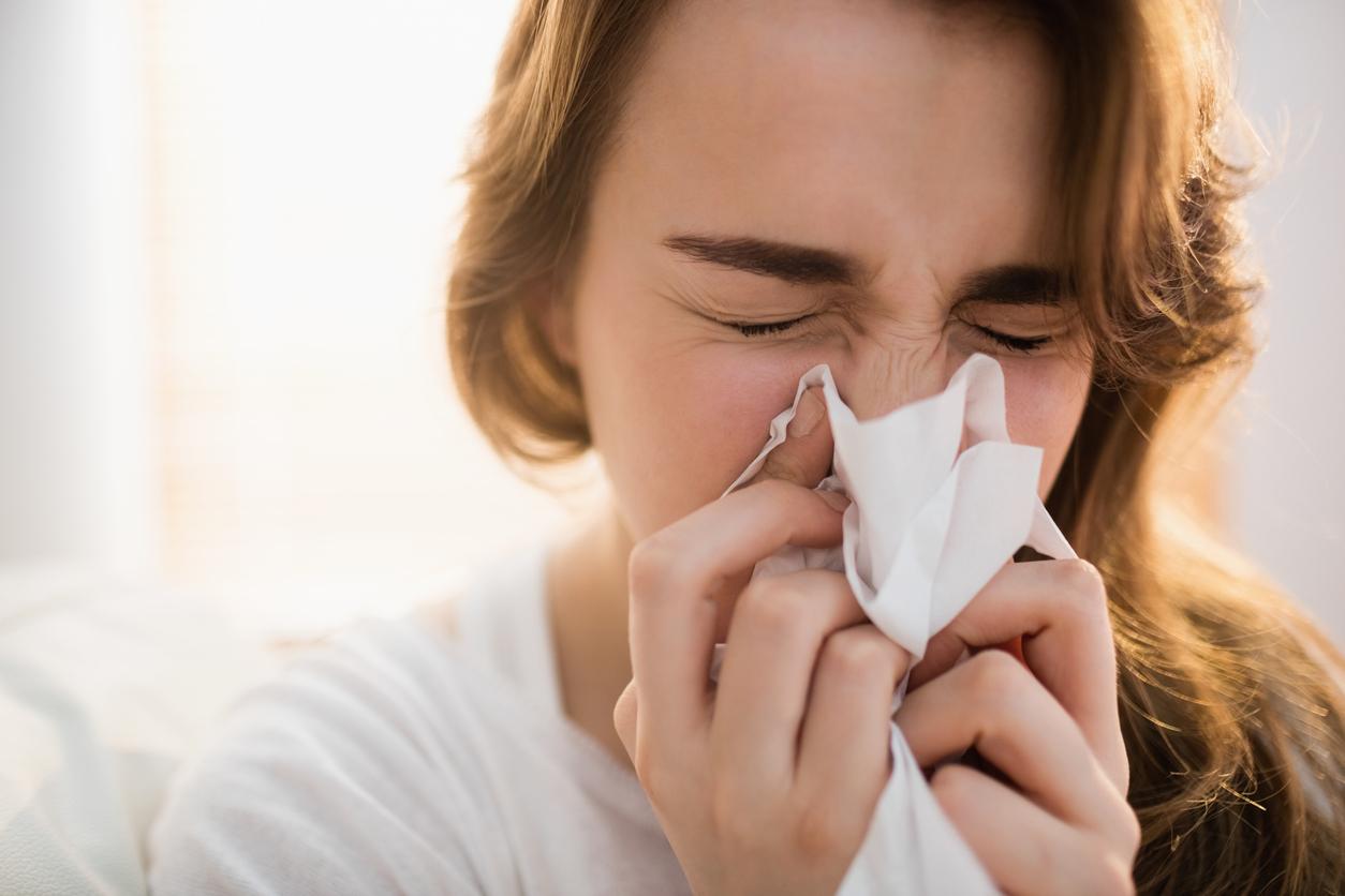 จมูกอักเสบภูมิแพ้ ภูมิแพ้อากาศ แพ้อากาศ โรคจมูกอักเสบภูมิแพ้ โรคภูมิแพ้จมูก โรคภูมิแพ้อากาศ