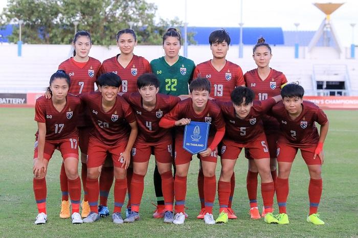 ซีเกมส์2019ฟิลิปปินส์ ทีมฟุตบอลหญิงทีมชาติไทย