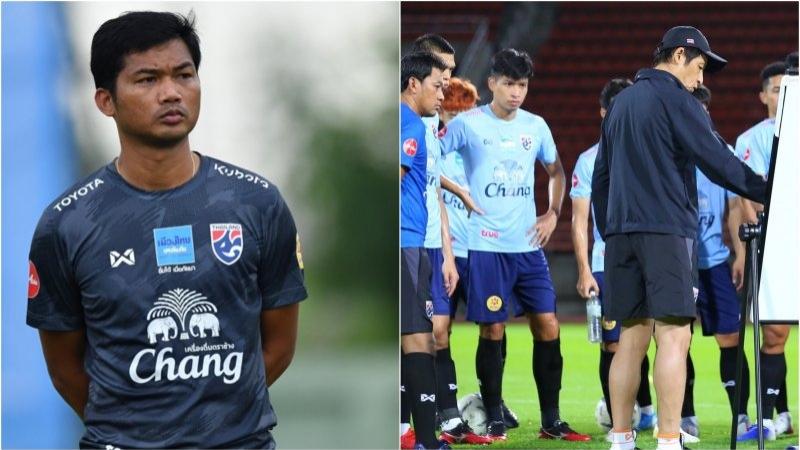 ซีเกมส์ 2019 ทีมชาติไทย อากิระ นิชิโนะ อิสรระ ศรีทะโร