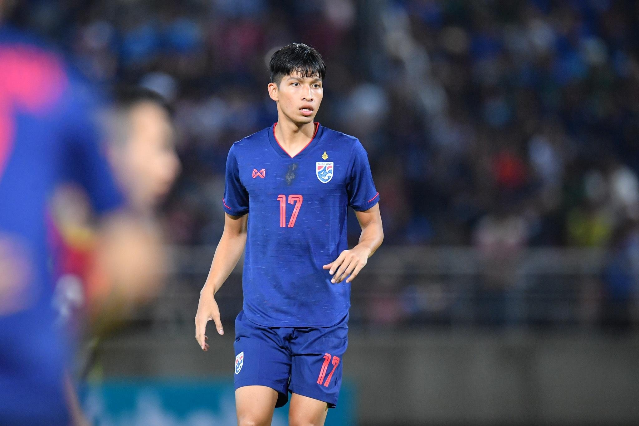 คัดบอลโลก ทีมชาติไทย ธนบูรณ์ เกษารัตน์